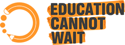 Education Cannot Wait logo