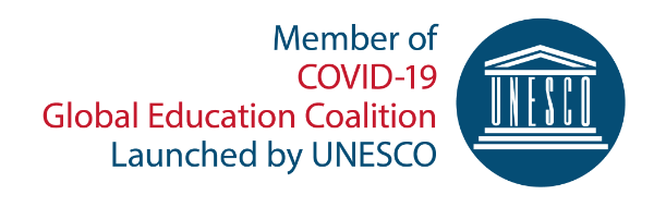 Covid-19 Global Education Coalition by UNESCO