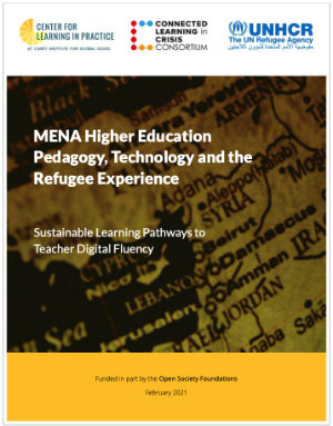 MENA Higher Education Pedagogy, Technology and the Refugee Experience